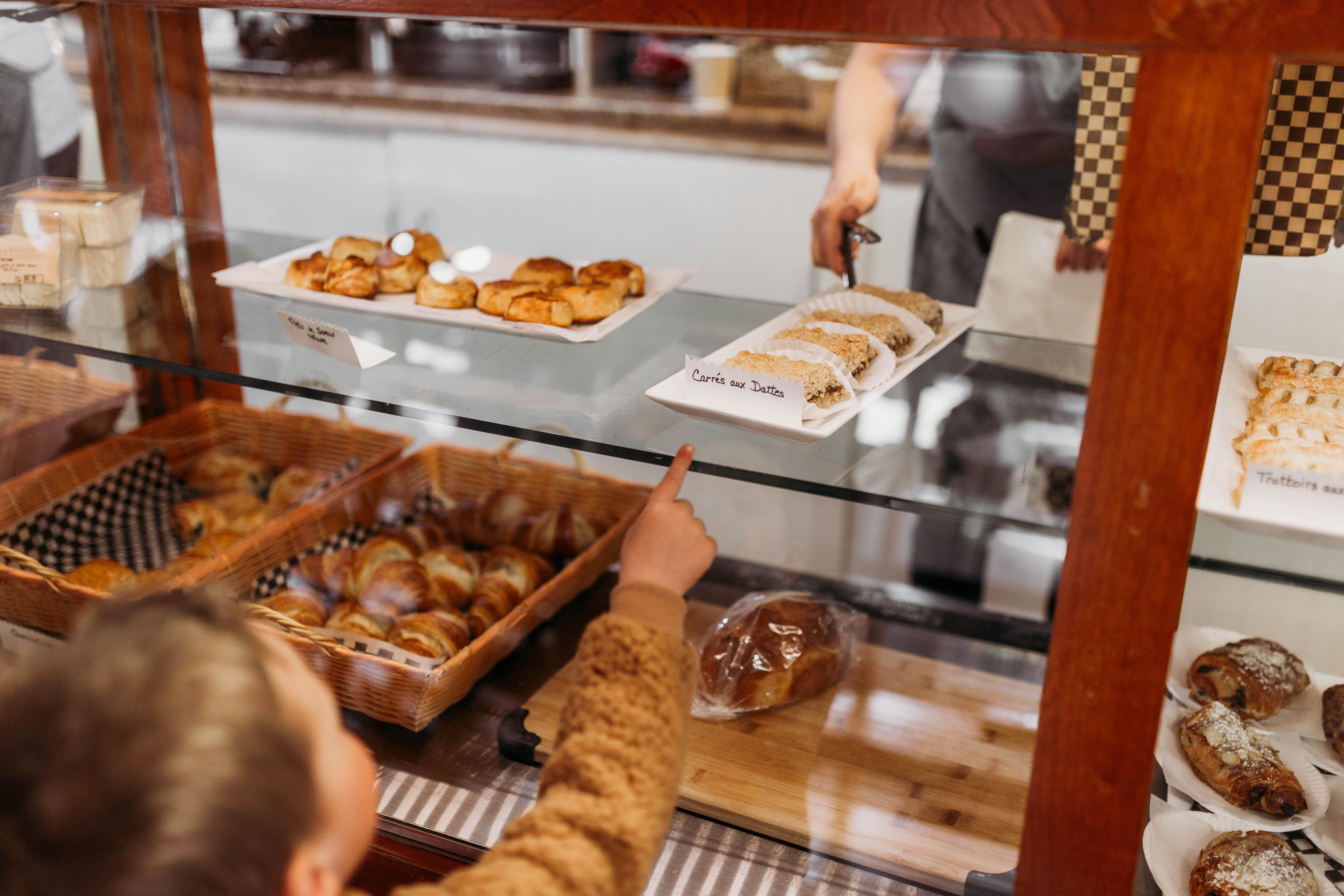 Boulangerie Bouchard